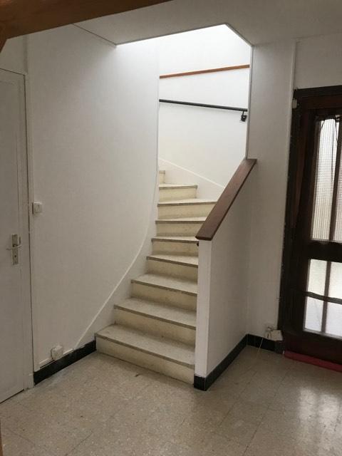 escalaier aprés